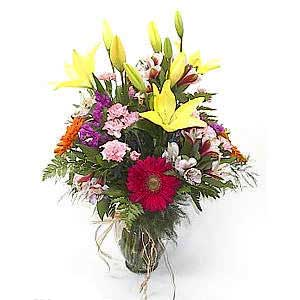 Colorful Expression Bouquet