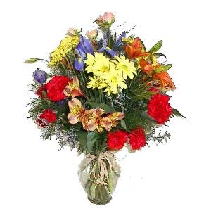 Carnival of Color Bouquet
