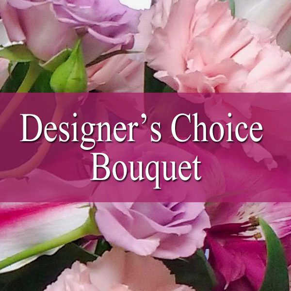 Designer's Choice Bouquet - Medium
